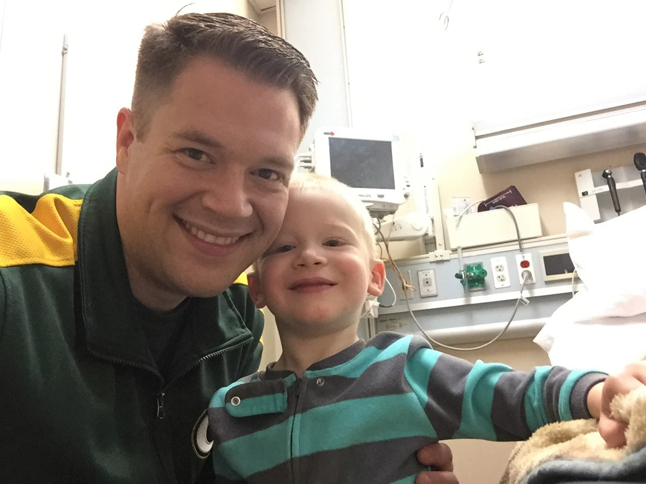 How Liberty Helped My 4-Year-Old Son in a Medical Emergency